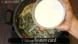 Kerala Style Aviyal Recipe