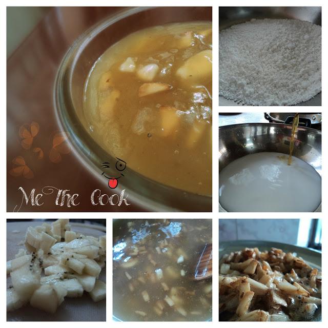 Thiruvathira recipes| kerala recipes | Koova payasam | arrow root dessert