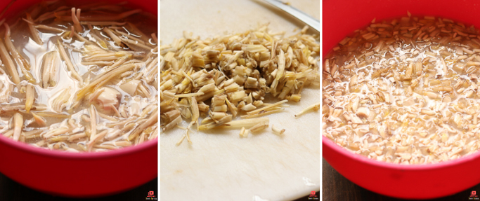 Vazhapoo Thoran recipe