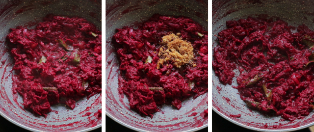 beetroot pachadi recipe