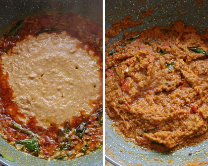 Udaitha Muttai Kuzhambu Recipe