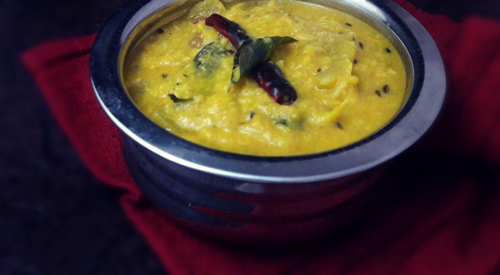 Chorakya Mulakushyam | Sorakkai kootu recipe