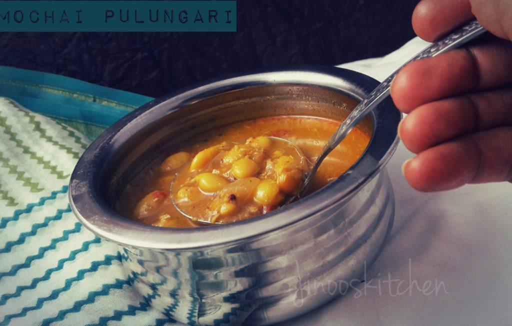 mochai pulungari/kara kulambu