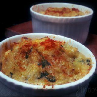 Potato souffle recipe