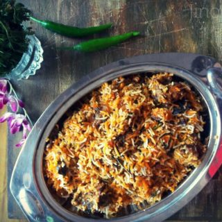 Dum biryani recipe