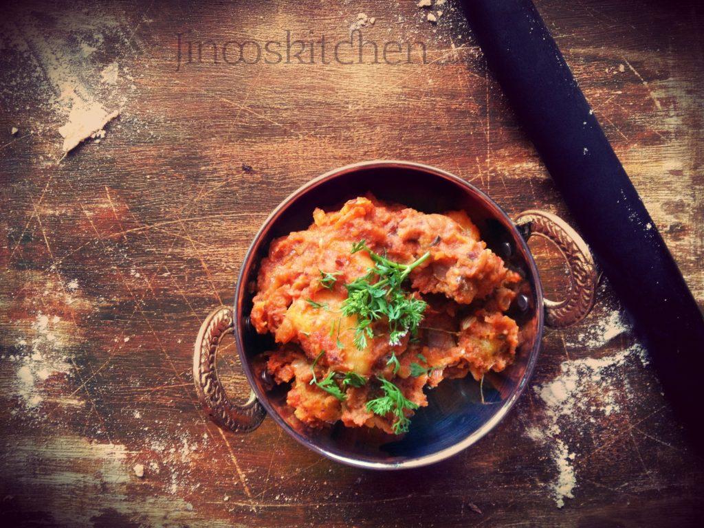 lasaniya batata recipe