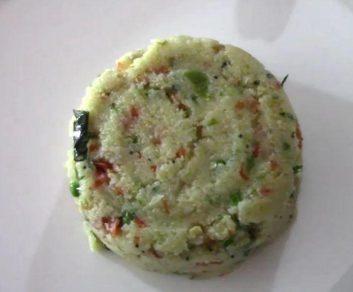 Hotel Style Rava Upma Recipe ~ Vegetable Rava Upma