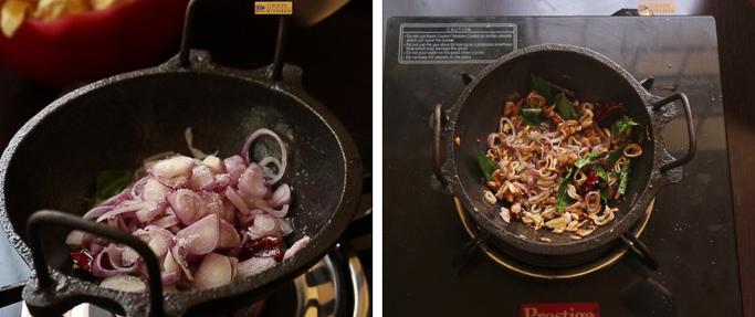 fry onions chakka mulakushyam recipe