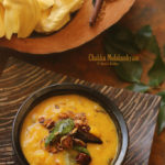 Raw jackfruit coconut curry kerala style