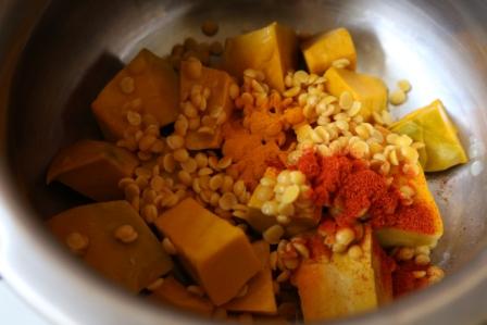 Mathanga Erissery - Pumpkin Erissery