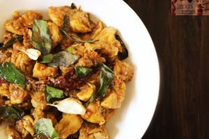 Quick Madras Chicken curry recipe