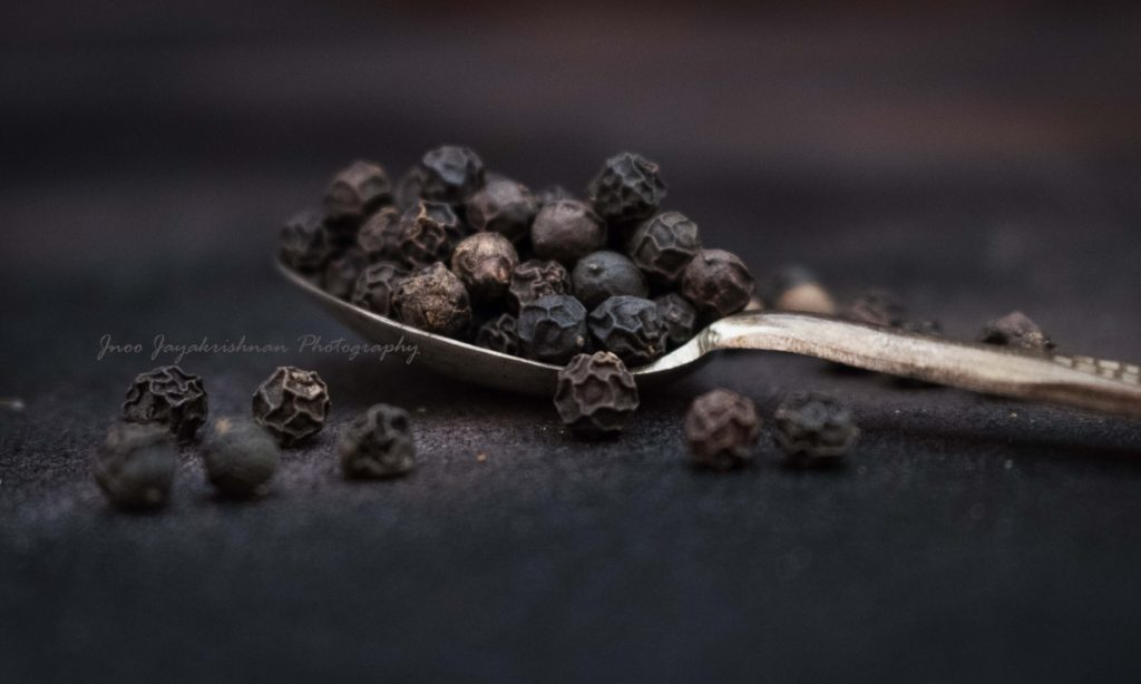 Peppercorns - Secret of Seven Indian Spices