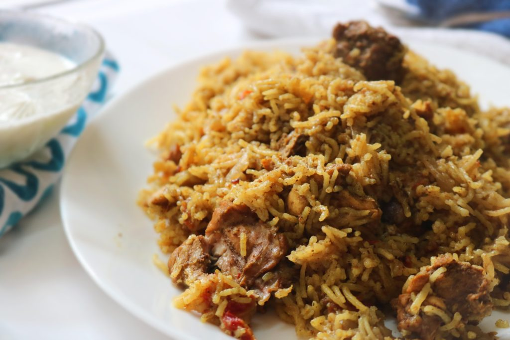 OPOS Chicken Biryani