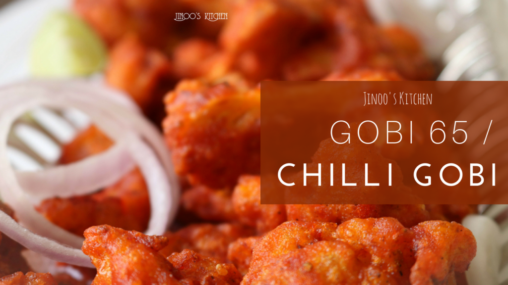 Gobi 65 street food style | Perfect Crispy Chilli Gobi Recipe