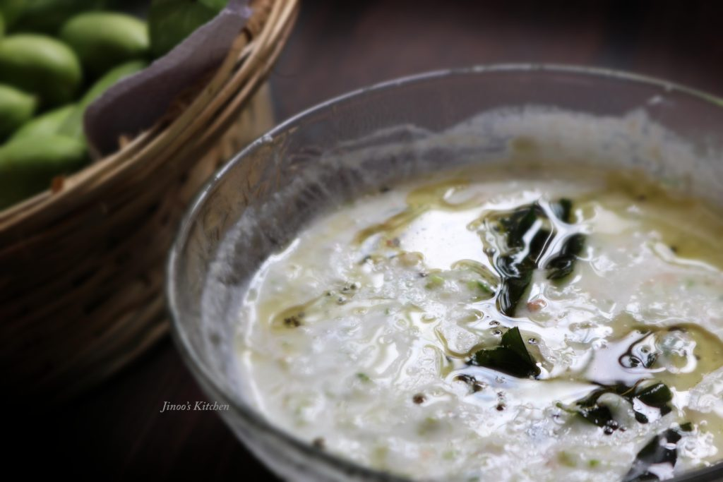 Tindora Raita | Kovakkai Pachadi with Benefits of Tindora