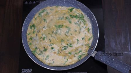 Drumstick leaves Dosa recipe