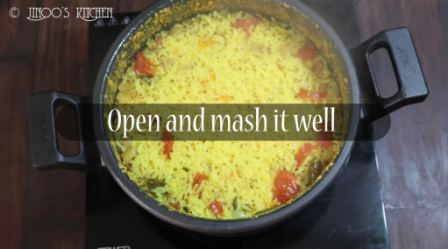 Carrot Khichdi Recipe