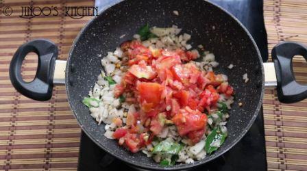 tomato sevai recipe