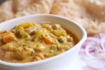 Hotel style Vegetable Kurma for chapathi