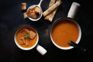 Easy Tomato soup recipe restaurant style