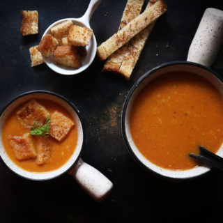 Easy Tomato soup recipe restaurant style