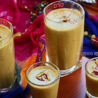 Thandai | holi special recipes