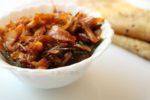 Fried onion masala recipe