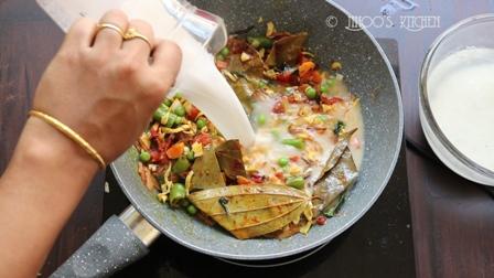 Brinji rice recipe