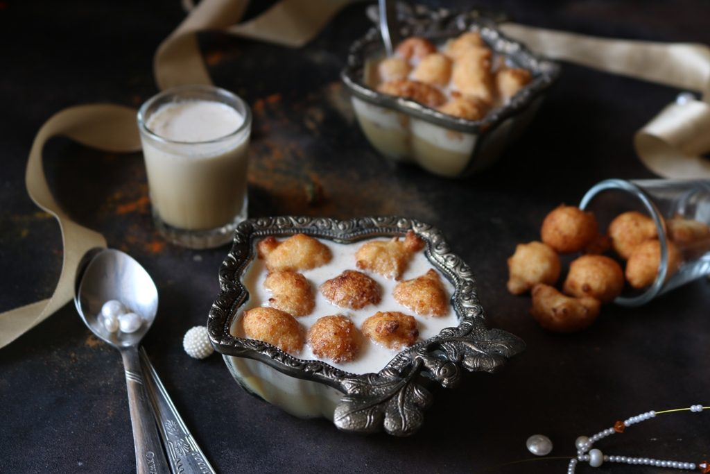 Milk bonda recipe | Thengaipaal bonda recipe | Sweet bonda
