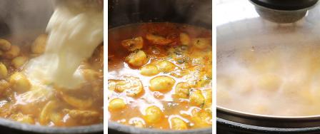 Mushroom Biryani recipe