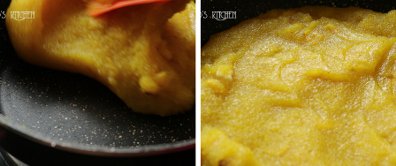 Pineapple kesari recipe