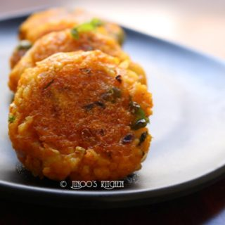 rice cutlet recipe
