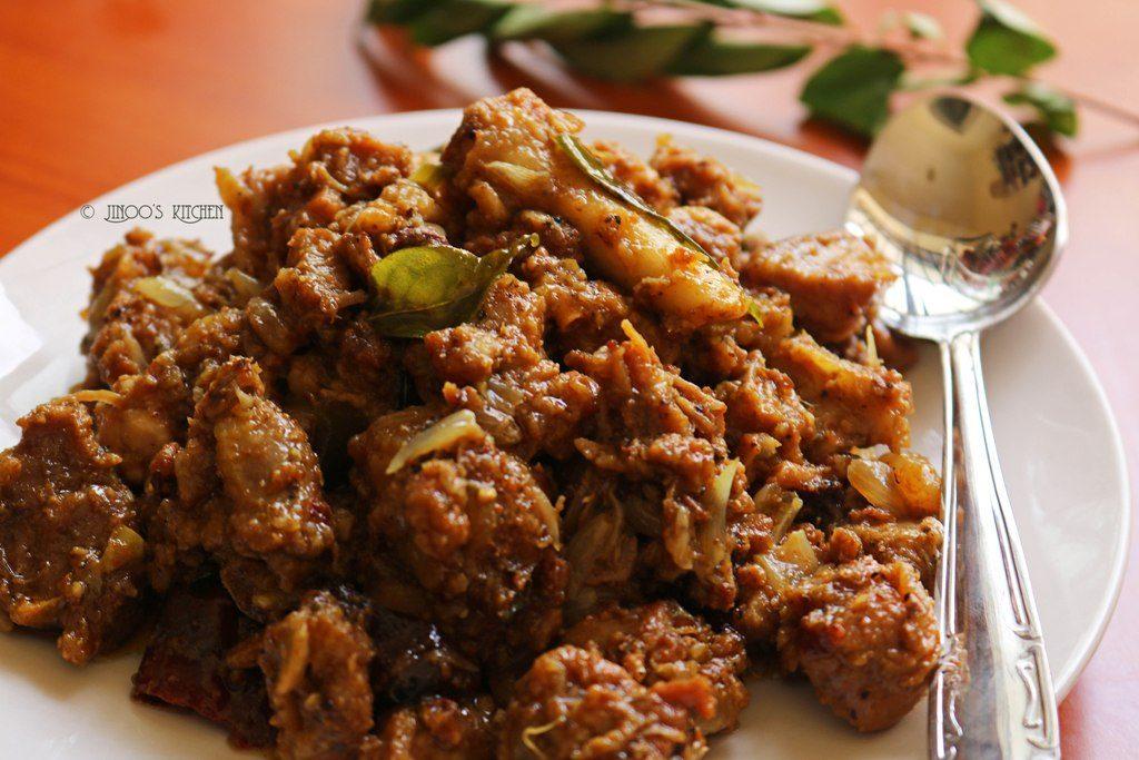 Mutton Sukka Fry Recipe