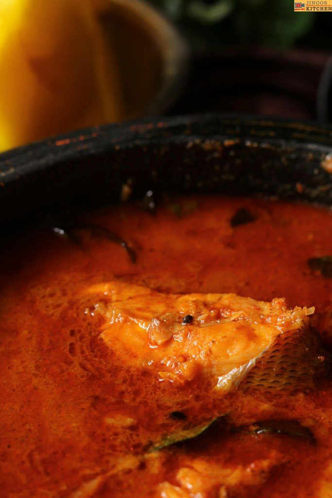 fish curry kerala style