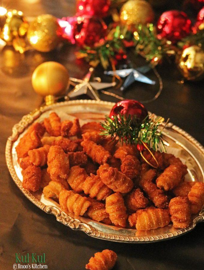 christmas kul kul recipe