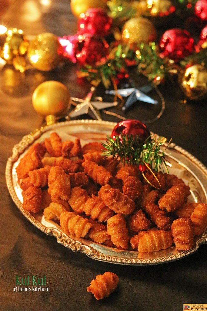 christmas kul kul recipe
