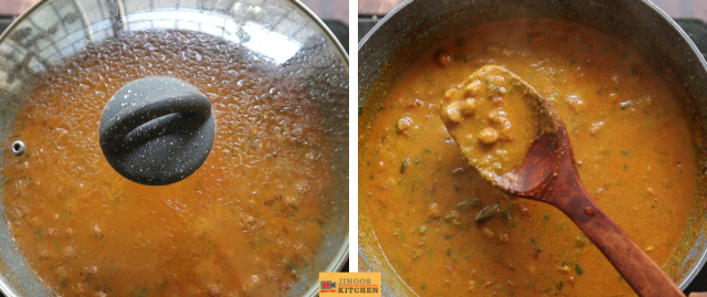 Soya Chunks Gravy Recipe