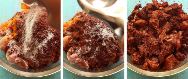 chicken ghee roast recipe