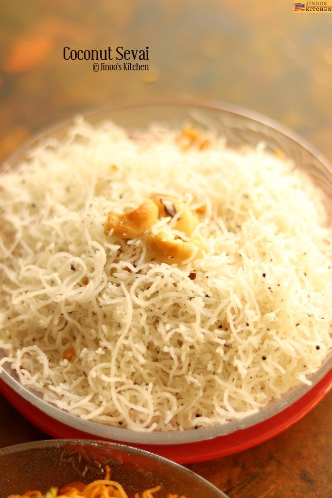 coconut sevai recipe