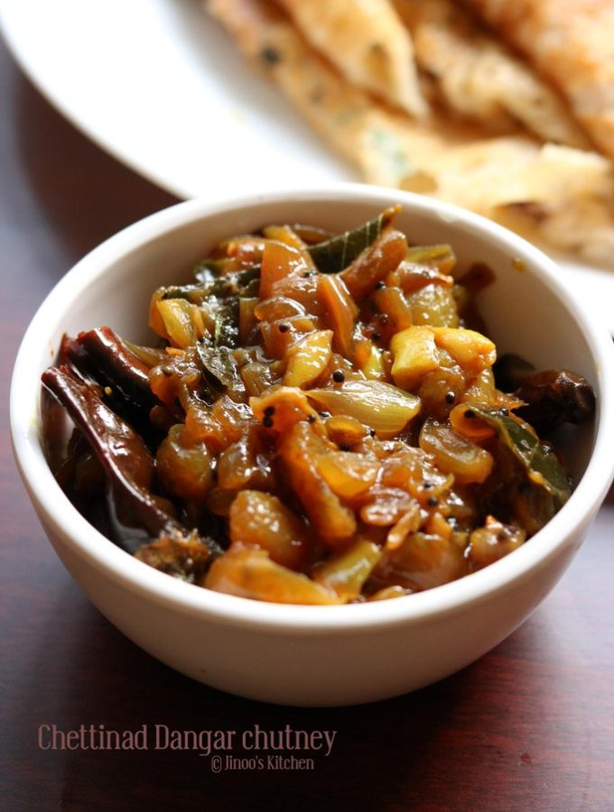 chettinad dangar chutney recipe