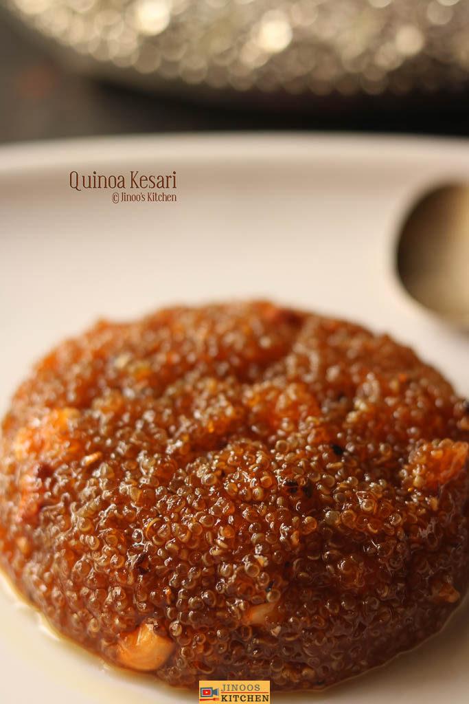 quinoa kesari recipe