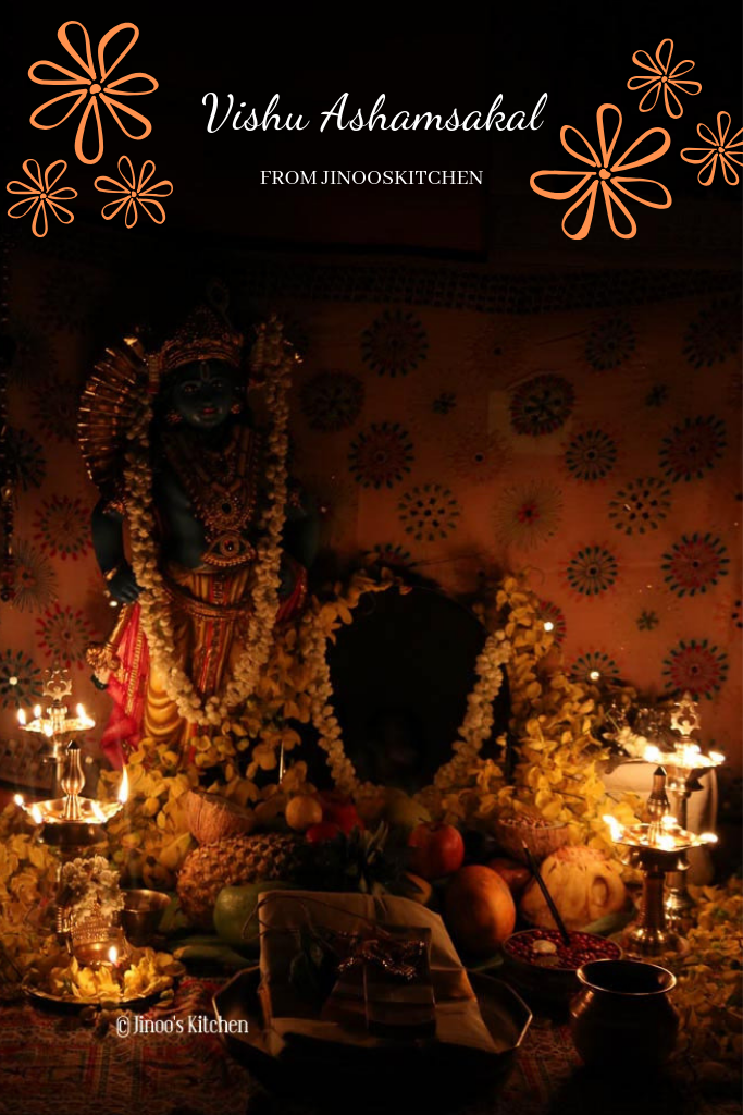 Vishu recipes