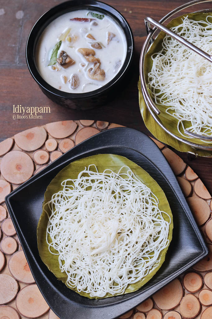 idiyappam recipe with rice flour nool puttu recipe