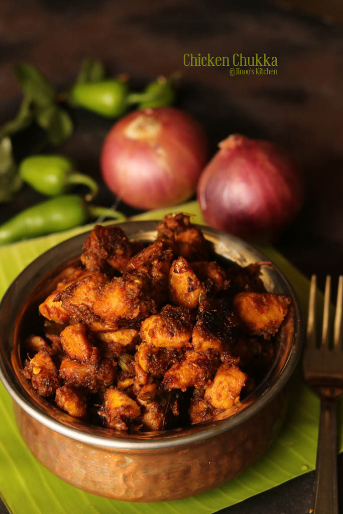 chicken chukka recipe chicken sukka varuval
