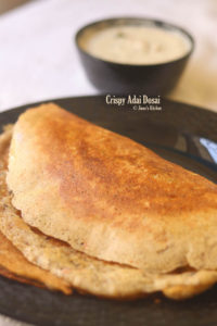 adai dosai recipe
