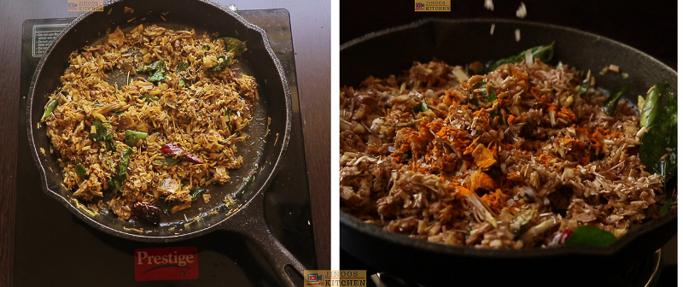 cook till soft Chundum payarum recipe