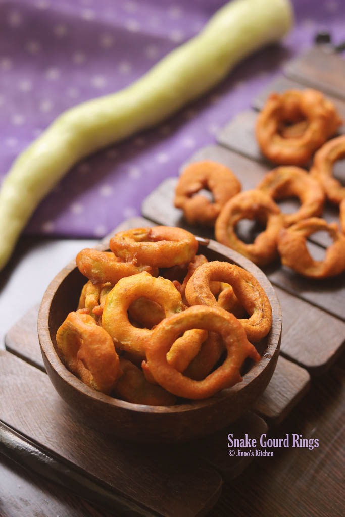 crispy snake gourd fry recipe