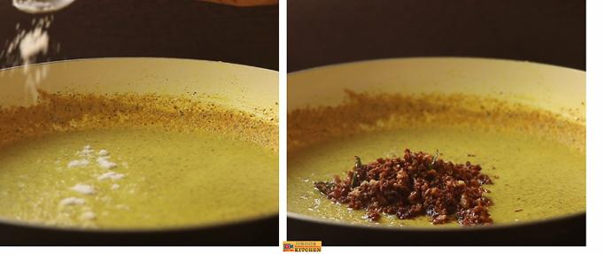 Pepper curd curry7