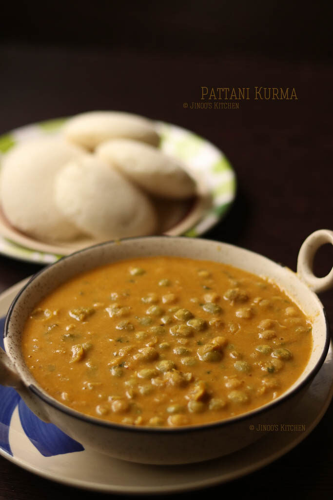 pattani kurma recipe