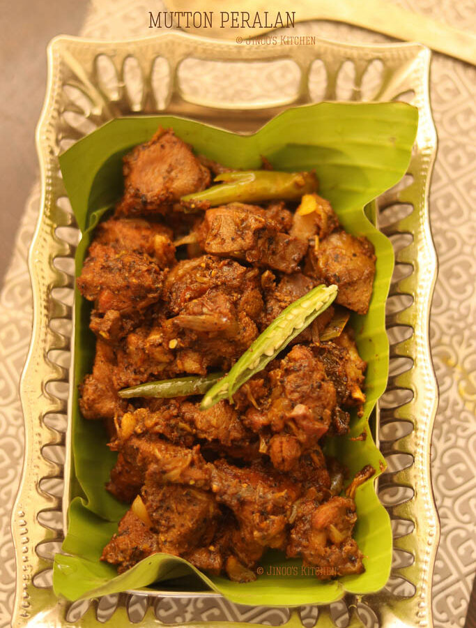 mutton roast recipe kerala style